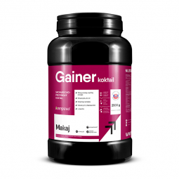 Gainer koktail 2500 g/63 dávok čokoláda