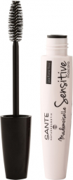 Mademoiselle Sensitive maskara 01 black, 8 ml