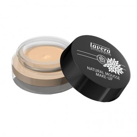 Trend sensitiv prírodný penový make-up Slonová kosť No.1