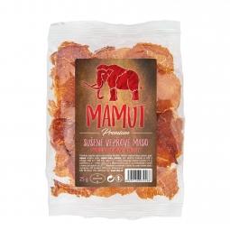 AKCIA SPOTREBA: 17.06.2020 Sušené bravčové mäso rovno do pusy 25 g Mamut