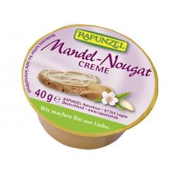 Mini mandľovo-nugátový krém BIO 40 g Rapunzel *