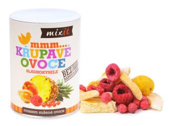 Malé chrumkavé ovocie - Sladkokyslé