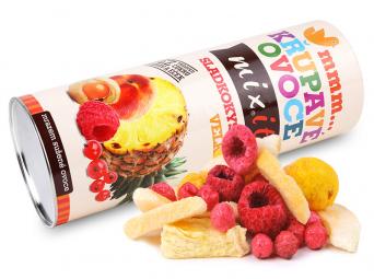 Veľké chrumkavé ovocie - Sladkokyslé