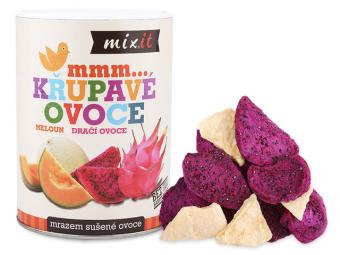 Dračie ovocie & Melón - Chrumkavé ovocie