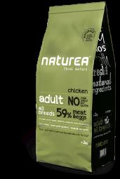 Naturea adult chicken, 12kg