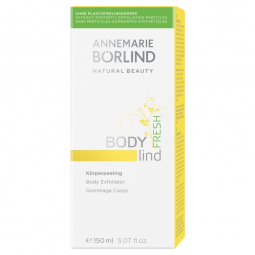 Body lind Fresh Telový peeling 150 ml