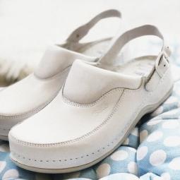 Batz dámske zdravotné sandále FC04P White 40