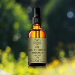 Olej zo šalvie hispánskej (chia) 30 ml