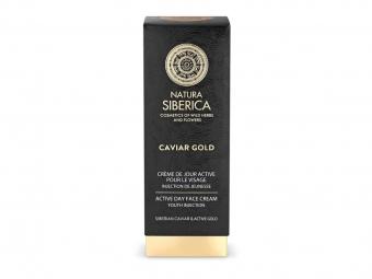 AKCIA Vrátený produkt- Caviar Gold - Aktívny denný krém na tvár Injekcia mladosti-1