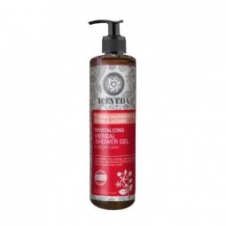 ICEVEDA Revitalizačný bylinný sprchový gél