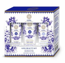 Gzel sada krásy (šampón + balzam + peeling)