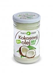 Kokosový olej bez vône BIO 900 ml