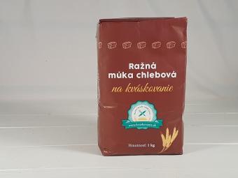 AKCIA SPOTREBA: 13.11.2019 Ražná múka chlebová na kváskovanie 1 kg