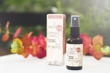 Regeneračný olej proti striám – Krásne Bruško