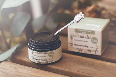 Šípkový Peeling pre Mastnú/Problematickú Pleť