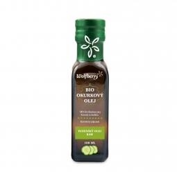 Uhorkový olej BIO 100 ml Wolfberry *