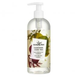 Olivovník - organické tekuté mydlo na ruky