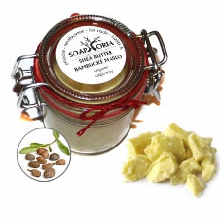 Organické bambucké maslo, Fair trade, kvality A