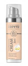 Tónovací hydratačný krém 3v1 Q10 - 02 piesková 30 ml
