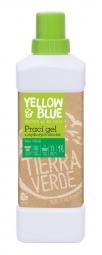 Prací gél z mydlových orechov bez vône 1 l (fľaša)