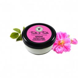 Prírodný pleťový krém damašská ruža 50 ml