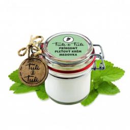 Ťuli a Ťuli - Prírodný pleťový krém Medovka 85 ml