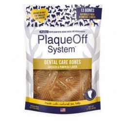 Doplnok výživy pre psy, ProDen PlaqueOff  Dental Bones Chicken 482g