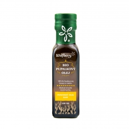 Pupalkový olej BIO 100 ml Wolfberry *