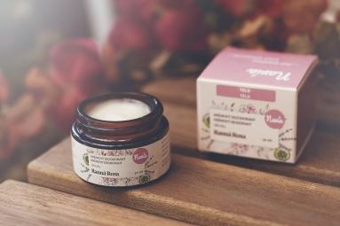 Jemný Krémový Dezodorant Dámsky - Ranná Rosa
