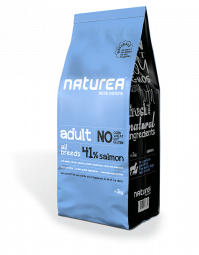 Naturea adult salmon, 2kg