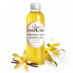 Rozkvitnuté slnko - organický masážny olej