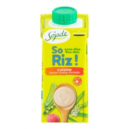 Ryžová alternatíva smotany 200 ml BIO