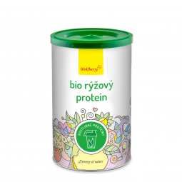 Ryžový proteín BIO 180 g Wolfberry *