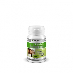 Premium Colostrum 350 mg/60 kps