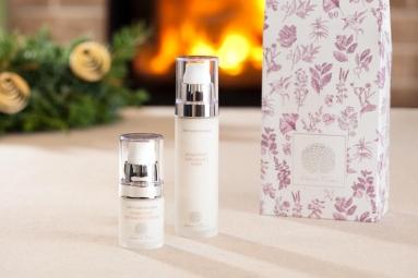 Sada Luxus hodný kráľovnej (Bioaktívne liftingové sérum + Bioaktívny omladzujúci krém)