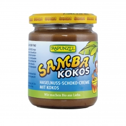 Samba kokosová BIO 250 g Rapunzel *