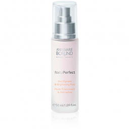 Natuperfect Anti-pigmentové a Bieliace fluid 50 ml