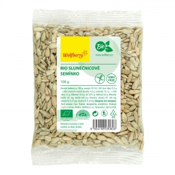 Slnečnicové semienko BIO 100 g Wolfberry *