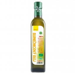 AKCIA SPOTREBA: 22.02.2020 Slnečnicový olej BIO 500 ml Wolfberry
