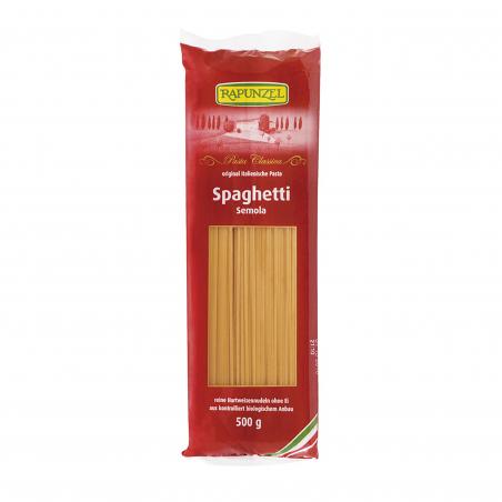 Špagety semolina BIO 500 g Rapunzel *