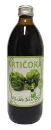 Šťava Artičoka 100% - 500 ml