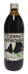 Šťava Čierna reďkovka 100% - 500 ml