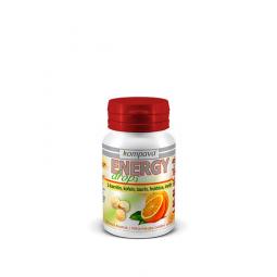 Energy drops 92 g / 80 tabliet pomaranč