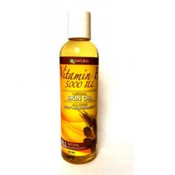 Tekutý vitamín E na pleť 5000 IU, 120 ml