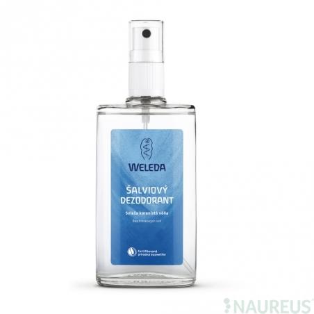 Šalviový dezodorant