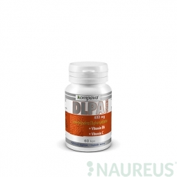 DLPA extra 400 mg / 60 kapsúl
