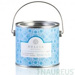 Aromaterapeutický soľný kúpeľ - zásaditý levanduľa 550 g