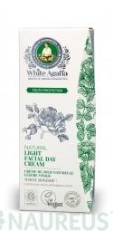 White Agafia - Zachovanie mladosti -Prírodný ľahký denný pleťový krém