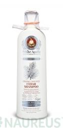 White Agafia - Cédrový šampón