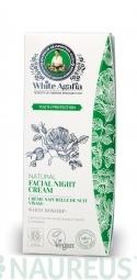 White Agafia - Zachovanie mladosti- Prírodný nočný pleťový krém 50 ml
